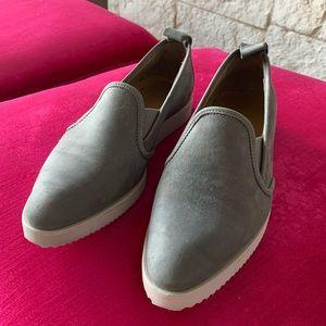 Everlane suede street shoe